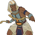 Khopesh Warrior